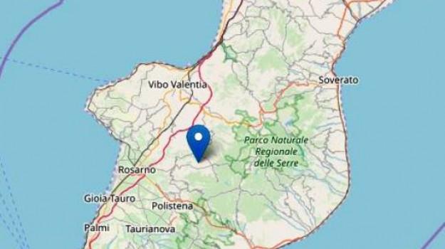 ingv, terremoto rodì milici, terremoto san pietro di caridà, Sicilia, Cronaca