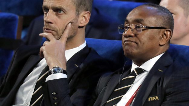 calcio, corruzione, fifa, Ahmad Ahmad, Sicilia, Mondo