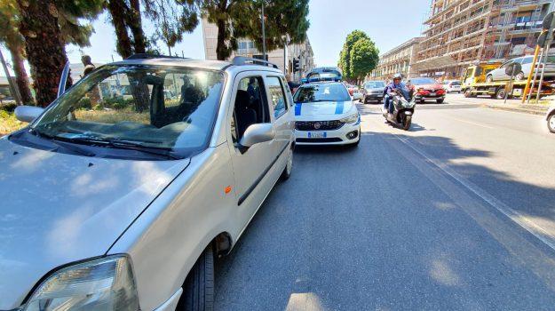 incidente messina, pedone investito, viale boccetta messina, Messina, Sicilia, Cronaca