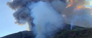 Eruzione dello Stromboli, morto un escursionista e un altro è ferito