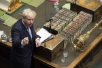 Brexit: Johnson, tendo la mano all'Ue ma backstop morto