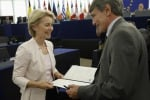 Ursula von der Leyen eletta alla Commissione Ue