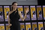 "Angelina Jolie supereroina per la Marvel: sarà Thena nel film ""Eternals"""