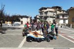 Giornata ecologica ad Acquaro, volontari Arci al lavoro per ripulire il fiume Amello - Foto