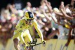 Tour de France, impresa di Alaphilippe: vince la crono di Pau e rafforza la leadership