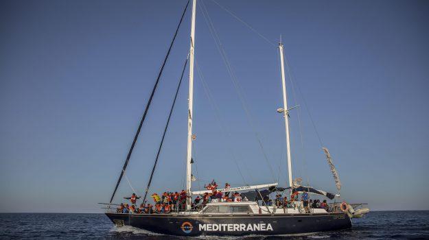 alan kurdi, alex, mediterranea, sbarco migranti, Sicilia, Cronaca