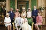 La foto ufficiale di famiglia: manca solo la Regina Elisabetta
