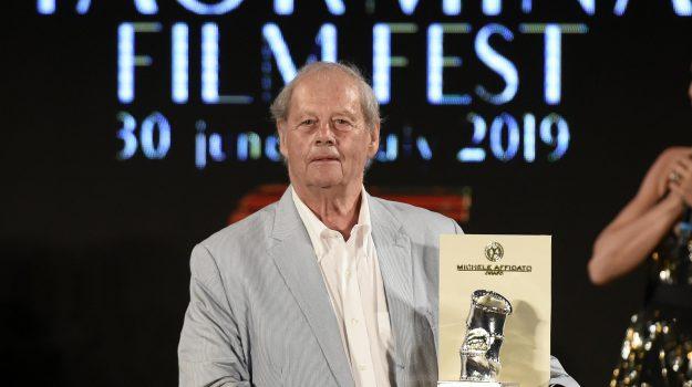 Signore in nero, Taormina Film Festival, Bruce Beresford, Messina, Sicilia, Cultura