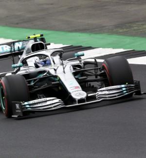 Gp d'Inghilterra, pole di Bottas: dietro Hamilton e Leclerc
