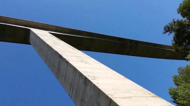 cosenza, inizio lavori, viadotto cannavino, Cosenza, Calabria, Cronaca