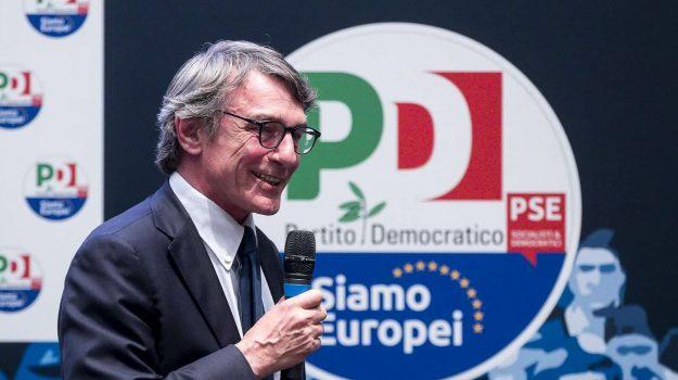 parlamento europeo, ue, David Sassoli, Sicilia, Politica