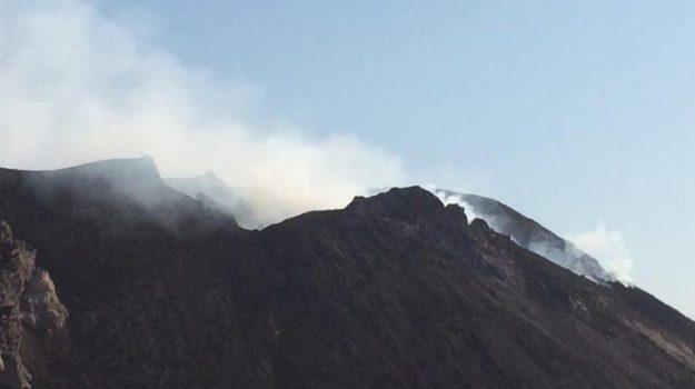 allarme vulcanico, eruzione stromboli, stromboli, Marco Giorgianni, Messina, Sicilia, Cronaca