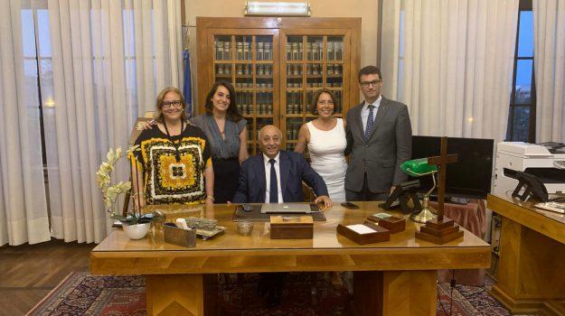Ordine avvocati Messina, Santoro eletto presidente, Domenico Santoro, Messina, Sicilia, Politica