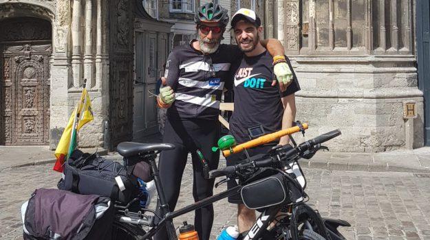 bicicletta, lipari, milazzo, Domenico Romano, Messina, Sicilia, Società