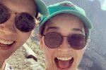 Il trono di spade, Emilia Clarke sulle Dolomiti: sui social gli scatti della vacanza