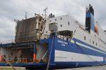 Avaria al traghetto Salerno-Catania, la nave ripartita dopo oltre 6 ore