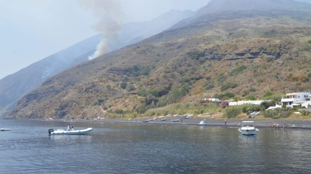 eruzione vulcano, stromboli, Messina, Sicilia, Cronaca
