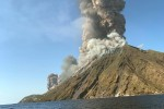 Eruzione dello Stromboli, la Regione Sicilia dichiara lo stato di calamità