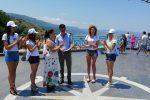 """Il viaggio in Calabria diventa un """"reality"""" - Foto"""