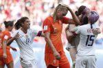 Mondiali donne, gli Usa battono l'Olanda 2-0 e conquistano il quarto titolo iridato