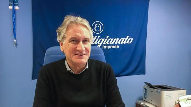 confartigianato, dati lavoro sicilia, giuseppe pezzati, Sicilia, Economia