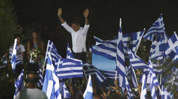 elezioni grecia, Nea Dimokratia, syriza, Alexis Tsipras, Sicilia, Mondo