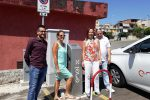 Ricadi, inaugurate due colonnine per la ricarica dei veicoli elettrici