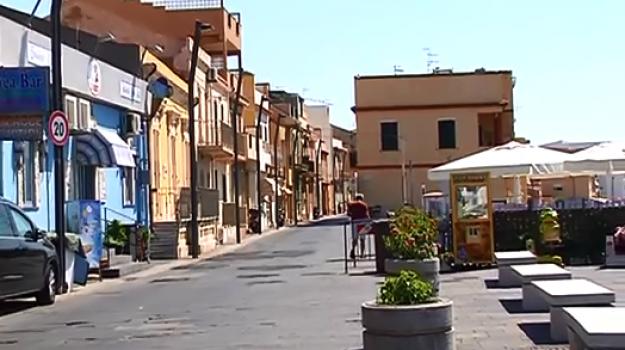 commercio, isola pedonale, lungomare, Cateno De Luca, Dafne Musolino, Messina, Sicilia, Economia