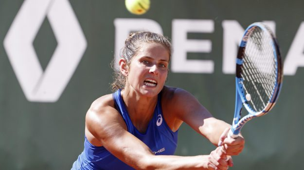 ladies open palermo, tennis, Julia Goerges, Sicilia, Sport