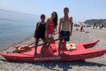 Paura per una donna circondata da meduse in mare a Santa Margherita, salvata dai bagnini