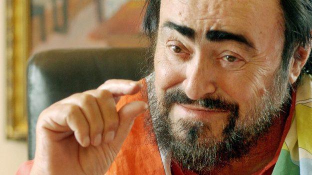 Charles Bronfman Auditorium, film Pavarotti, tel aviv, Luciano Pavarotti, Ron Howard, Sicilia, Cultura