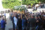 Morto nell'eruzione dello Stromboli, a Pace del Mela l'ultimo saluto a Massimo Imbesi