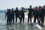 """Messina, grande successo per la """"Swim for smile 2019"""": la traversata solidale dello stretto - Foto"""