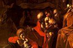 L'adorazione dei pastori di Caravaggio