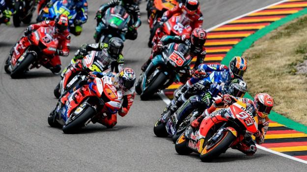 motogp, Sachsenring, Marc Marquez, Sicilia, Sport