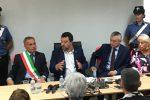 Matteo Salvini a Limbadi