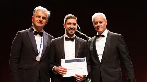 chirurgia plastica, chirurgo messinese, Euraps/Aaps fellowship 2019 award, helsinki, Mauro Barone, Messina, Sicilia, Società