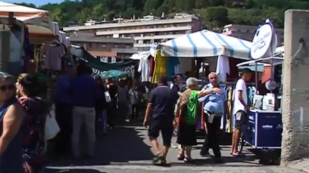 giostra, mercato, villaggio aldisio, Messina, Sicilia, Cronaca