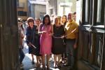 A Simbario inaugurata una biblioteca e una mostra di artisti - Foto