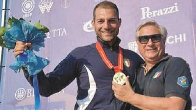 olimpiadi, tiro a volo, Nino Barillà, Reggio, Calabria, Sport