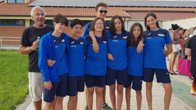 lamezia, nuoto, Catanzaro, Calabria, Sport