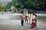 L'Odissea di Omero alle Gole dell'Alcantara: prime prove in riva al fiume - Foto
