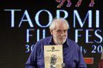 """Taormina Film Fest, premiato il regista Phillip Noyce: """"In Sicilia mi sento a casa"""""""