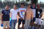 """Tennis, concluso a Lamezia il torneo """"Nazionale Open 2019"""": ecco i vincitori - Foto"""