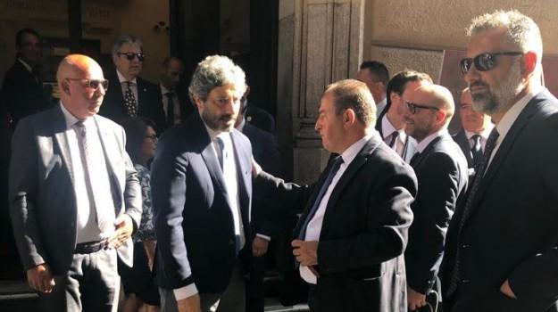 giustizia, testimoni giustizia, vibo valentia, Mario Giarrusso, Pino Masciari, Roberto Fico, Catanzaro, Calabria, Cronaca