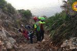 Sedicenne colta da malore alla Riserva dello Zingaro, le foto dei soccorsi