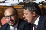 Davide Faraone e Matteo Renzi