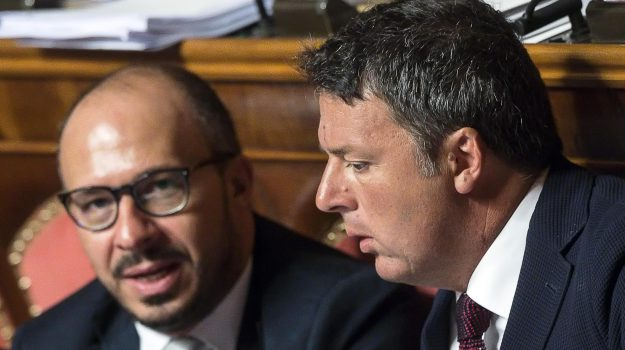 partito democratico, Davide Faraone, Giancarlo Garozzo, Matteo Renzi, Sicilia, Politica