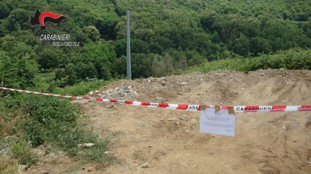 lavori cimitero palermiti, rifiuti, Catanzaro, Calabria, Cronaca