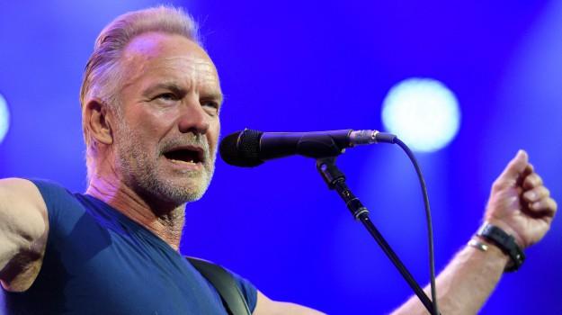 concerti annullati, tour estivo, Sting, Sicilia, Mondo